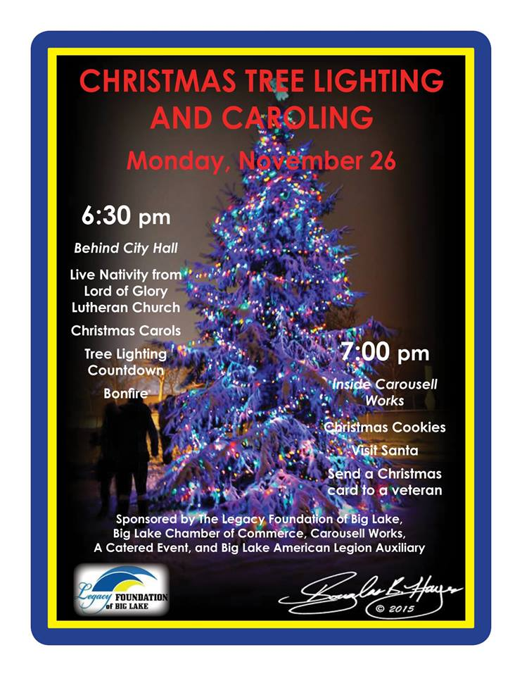 Legacy Tree Lighting
