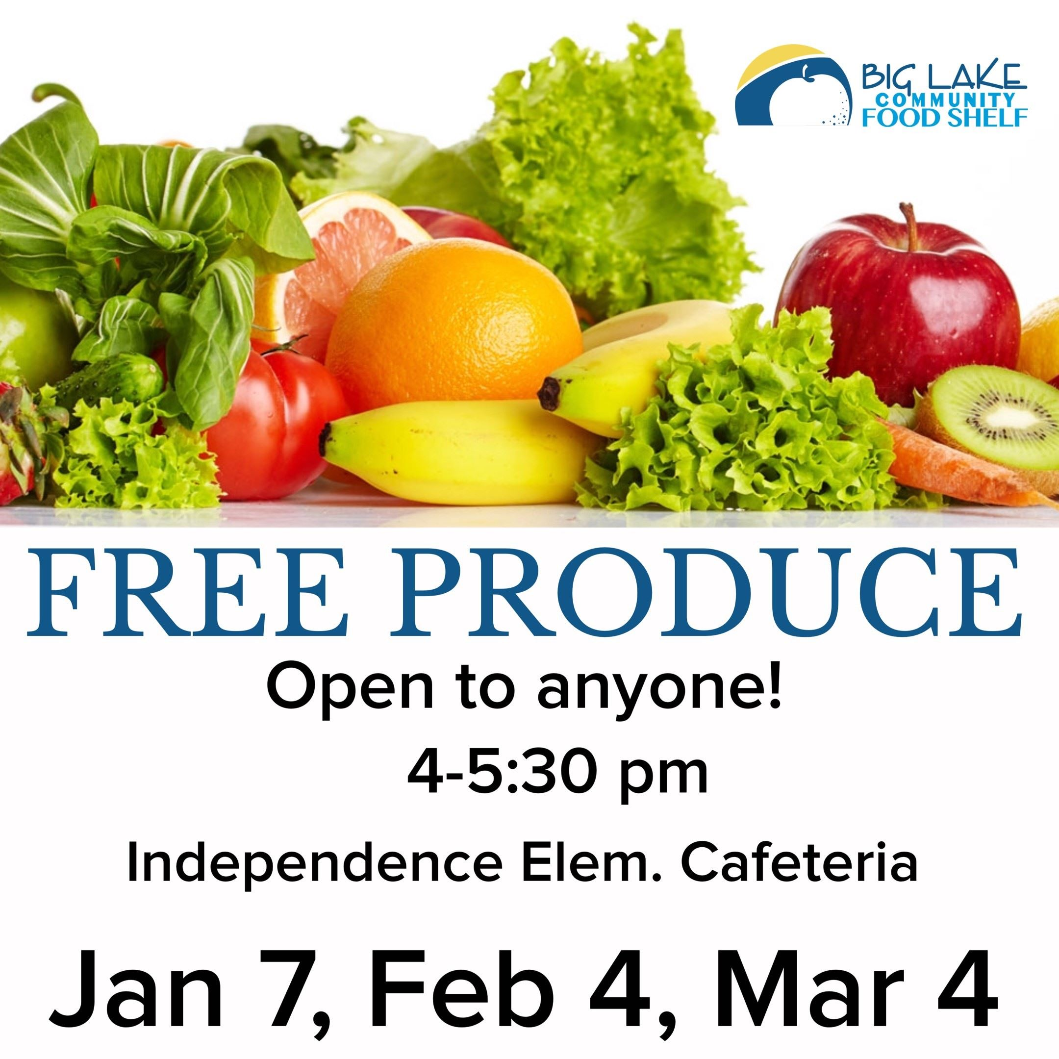Free Produce Winter 2019