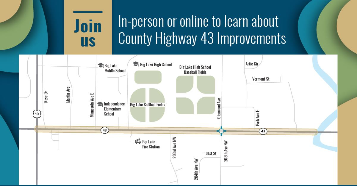 Sherburne County 43 Improvement