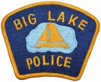 Big Lake Police Badge 1