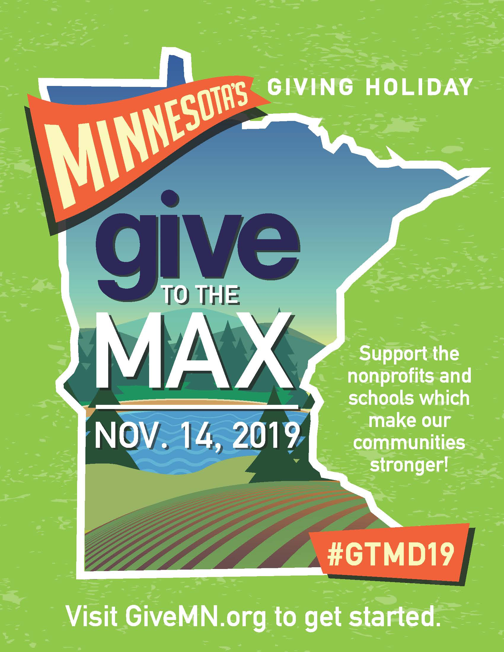 Give to the Max 2019