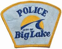 Big Lake Police Badge 2