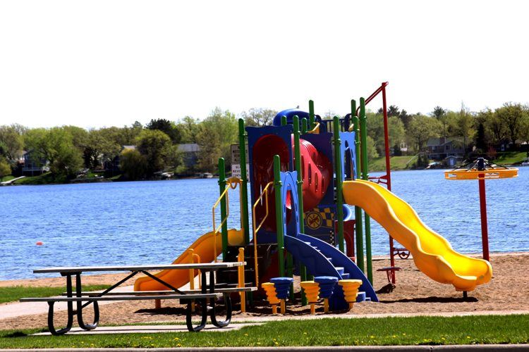Lakeside Park Playground 3
